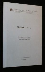 náhled knihy - Marketing I.