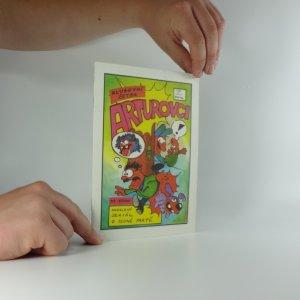 náhled knihy - Klubovní četba Arturovci : kreslený seriál o jedné partě