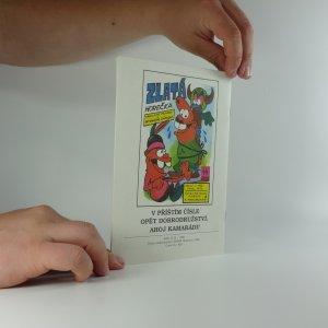 antikvární kniha Klubovní četba Arturovci : kreslený seriál o jedné partě, 1992