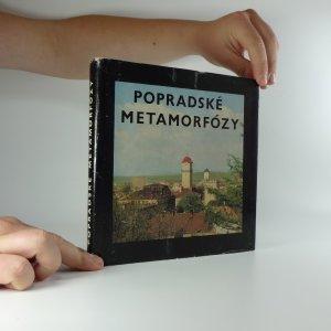 náhled knihy - Popradské metamorfózy