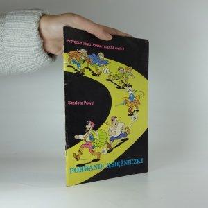 náhled knihy - Porwanie Księżniczka
