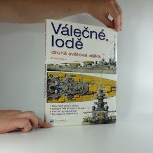 náhled knihy - Válečné lodě : druhá světová válka