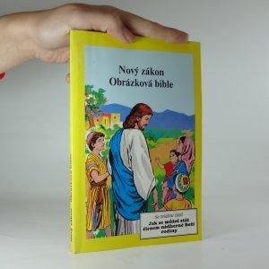 náhled knihy - Nový zákon - Obrázková bible