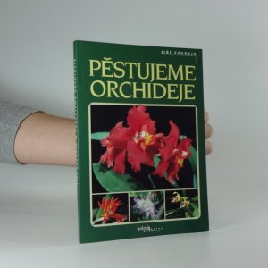 náhled knihy - Pěstujeme orchideje