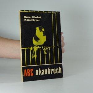 náhled knihy - ABC o kanárech