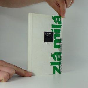 náhled knihy - Zlá milá : scénář básně