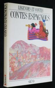 náhled knihy - Contes espagnols