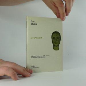 náhled knihy - Le passant : Choix de poèmes