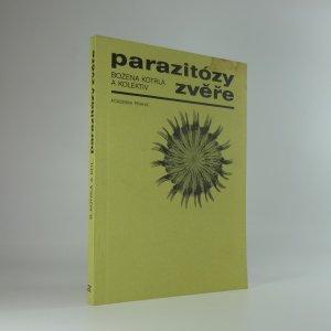 náhled knihy - Parazitózy zvěře