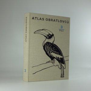 náhled knihy - Atlas obratlovců 3, Ptáci