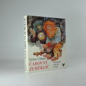 náhled knihy - Čarovný zeměklíč: tatranské pověsti a pohádky