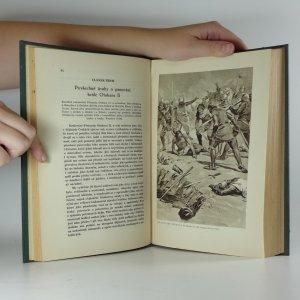 antikvární kniha Dějiny národu českého v Čechách a v Moravě. Díl druhý., 1930