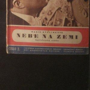 antikvární kniha Nebe na zemi (Besedy hvězdy. Číslo 2.), 1940