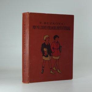 náhled knihy - První lavice, chlouba paní učitelky