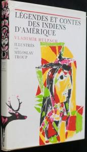 náhled knihy - Légendes et Contes des Indiens d'Amérique