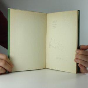 antikvární kniha Sukně z listí, 1986