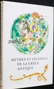 náhled knihy - Mythes et légendes de la Grèce antique