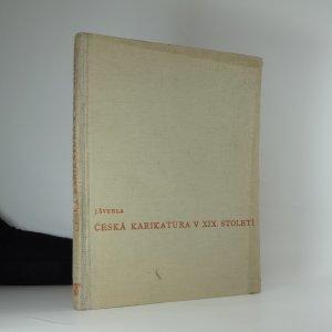 náhled knihy - Česká karikatura v XIX. století