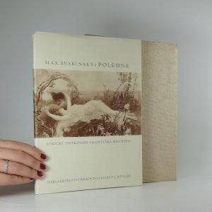 náhled knihy - Poledne: Milostné listy