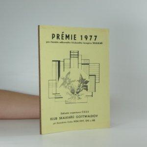 náhled knihy - Prémie 1977 pro čtenáře odborného klubového časopisu SKALKAŘ