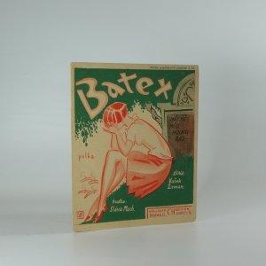 náhled knihy - Batex (Sbírka populárních písniček č. 14)