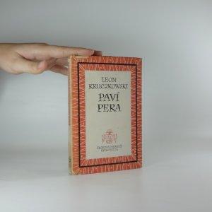 náhled knihy - Paví pera