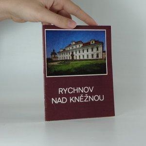 náhled knihy - Rychnov nad Kněžnou