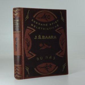 náhled knihy - Hu nás : povídky z chodské hyjty