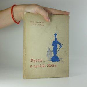 náhled knihy - Bývalý a nynější Kolín