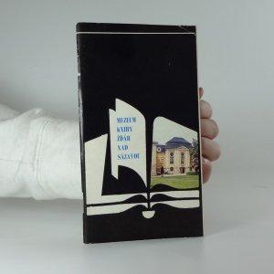 náhled knihy - Muzeum knihy ve Žďáře na Sázavou