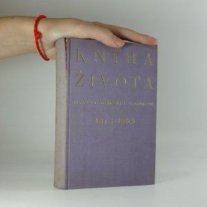náhled knihy - Kniha života : práce a osobnost F.F. Plamínkové, sborník k 60. narozeninám :