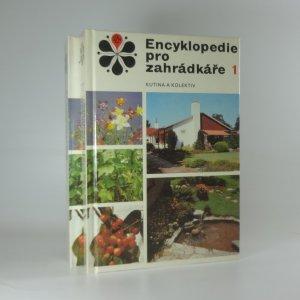 náhled knihy - Encyklopedie pro zahrádkáře I., II. díl