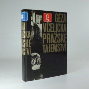 náhled knihy - Pražské tajemství