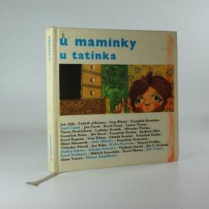 náhled knihy - U maminky, u tatínka