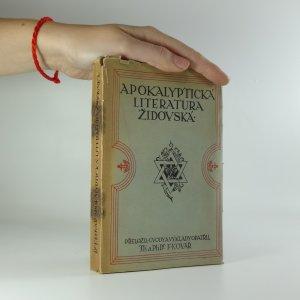 náhled knihy - Apokalyptická literatura židovská (Svazek první)