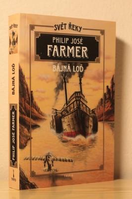 náhled knihy - Svět řeky, Bájná loď