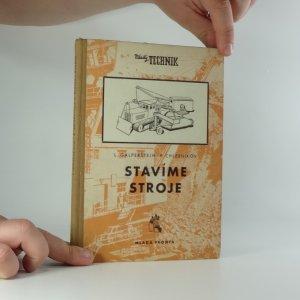 náhled knihy - Stavíme stroje