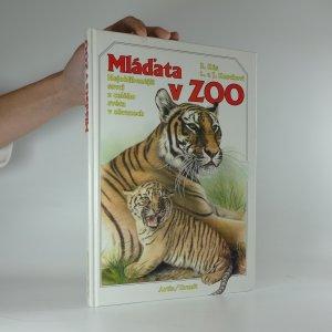 náhled knihy - Mláďata v zoo - Nejoblíbenější savci z celého světa v obrazech
