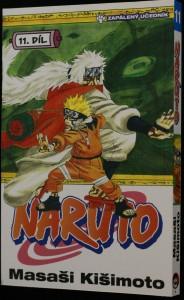 náhled knihy - Naruto. 11. díl, Zapálený učedník