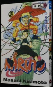náhled knihy - Naruto. 12. díl, Velký vzlet