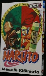 náhled knihy - Naruto. 15. díl, Narutův styl!!