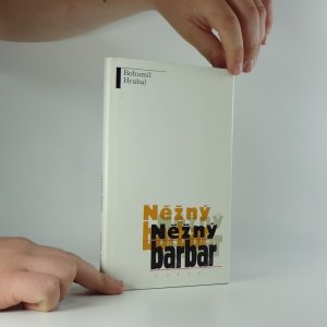 náhled knihy - Něžný barbar : pedagogické texty