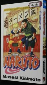 náhled knihy - Naruto. 16. díl, Poslední boj!!