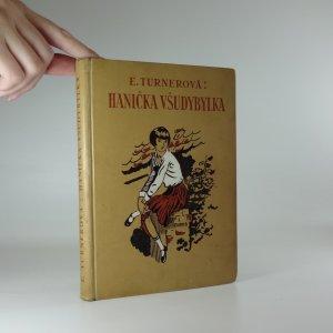 náhled knihy - Hanička všudybylka : dívčí příběh