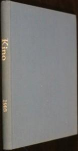 náhled knihy - Kino 1983 (1. - 25.)