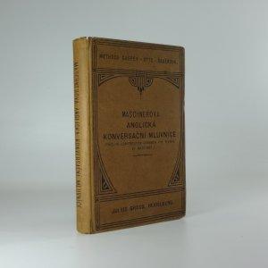 náhled knihy - Maschnerova anglická konversační mluvnice