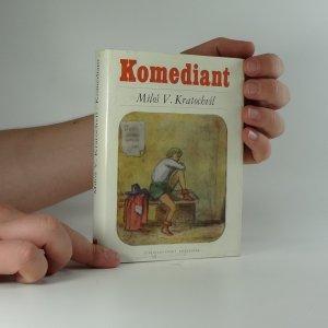 náhled knihy - Komediant : tři novely