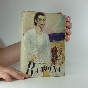 náhled knihy - Ramona