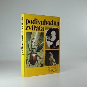 náhled knihy - Podivuhodná zvířata