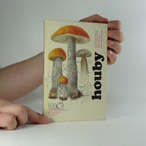 náhled knihy - Houby poznáváme, sbíráme a upravujeme